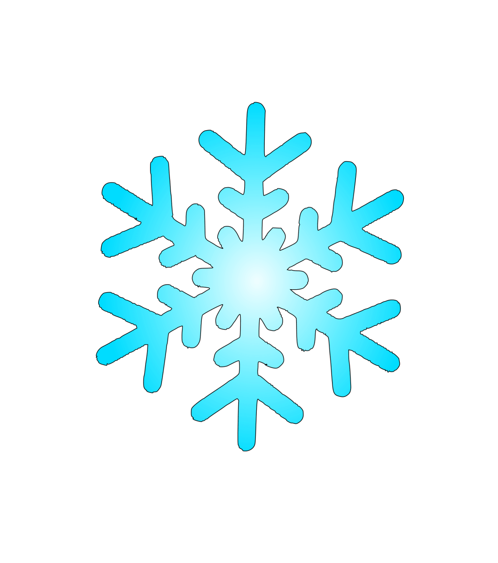 medium resolution of clipart snow flake png 2124x2400 ice and snow clipart
