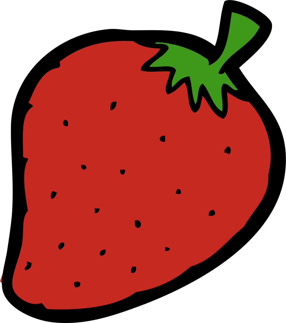 medium resolution of strawberry