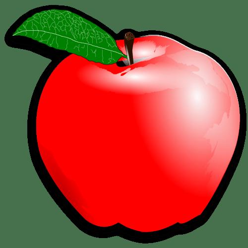 small resolution of apple