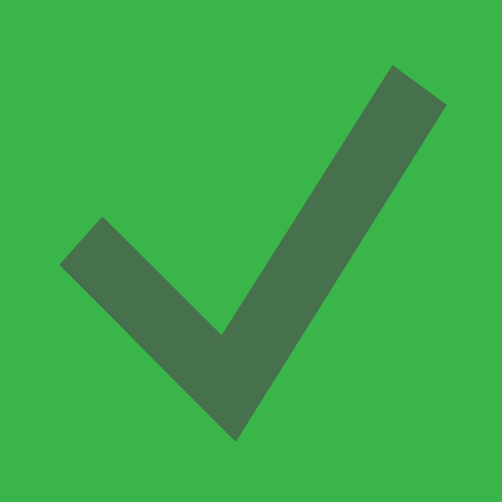 medium resolution of check mark