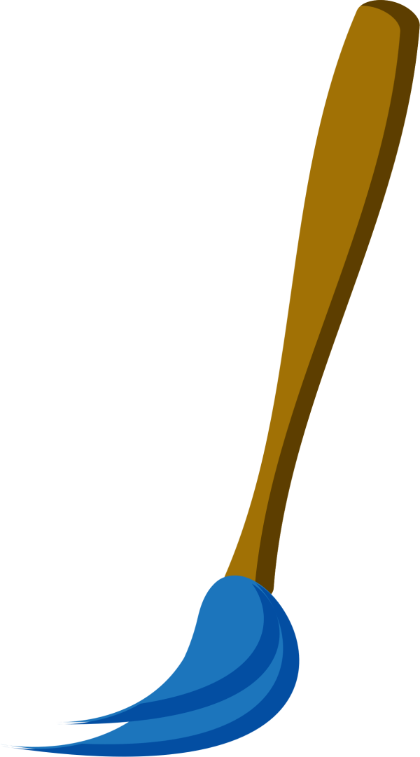 Clipart - Raseone Paintbrush