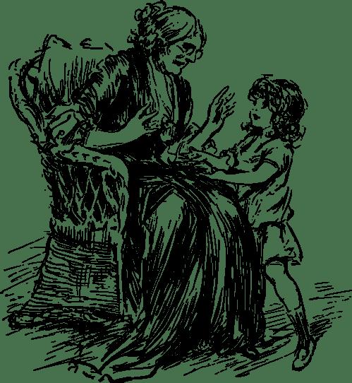 small resolution of grandma storytelling
