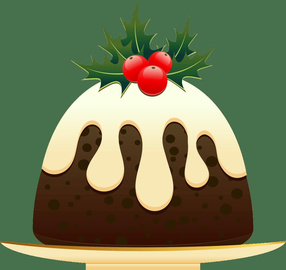 medium resolution of christmas pudding