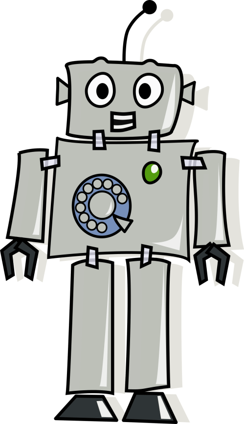 small resolution of answerphone robot by the martin