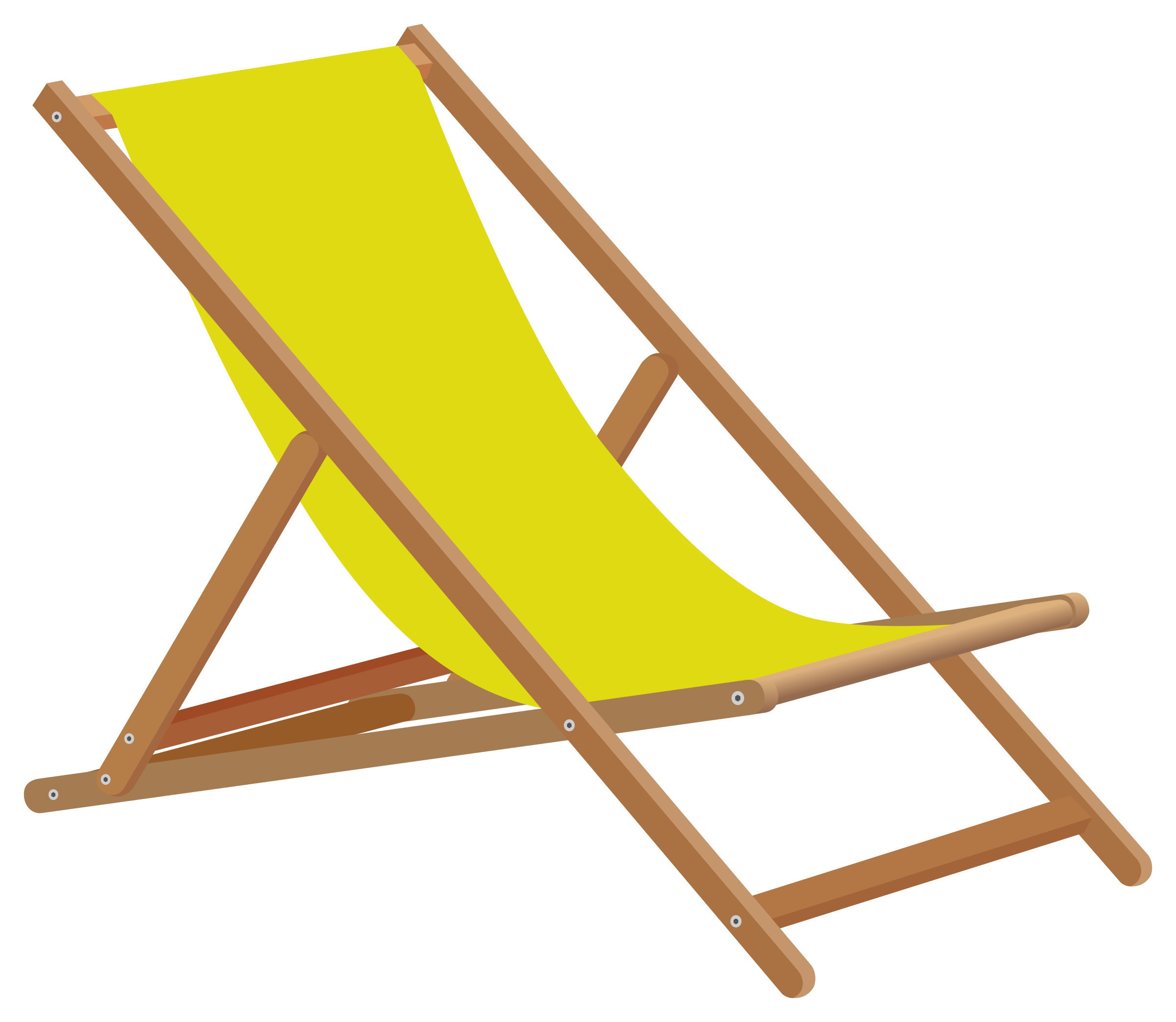 swing chair transparent compact office clipart beach