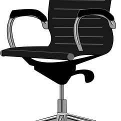 Office Chair Png Best Chairs For Nursery Clipart