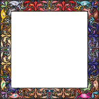 Border Frame Fancy