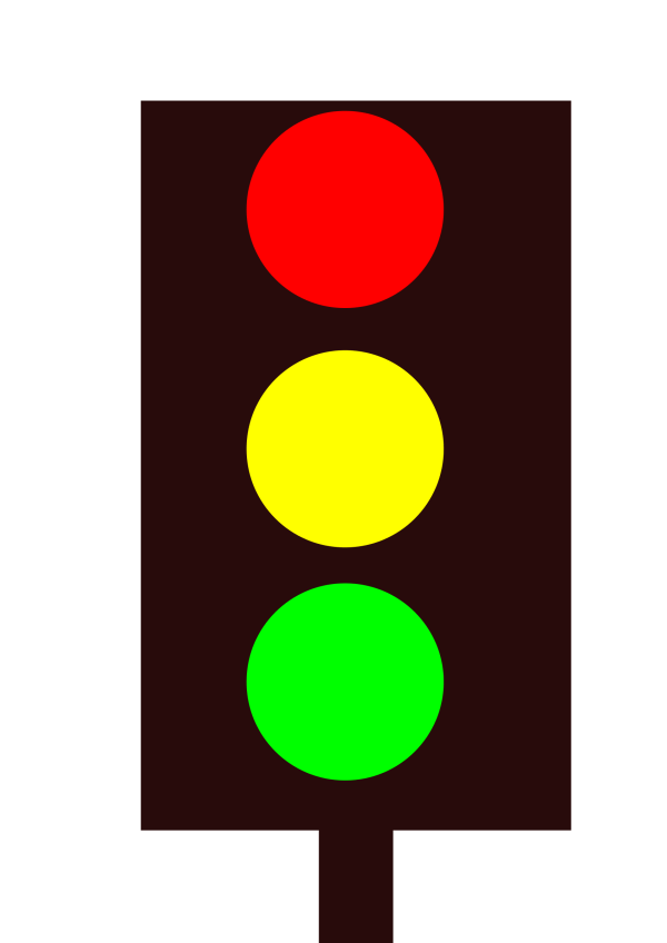Clipart - Traffic Light