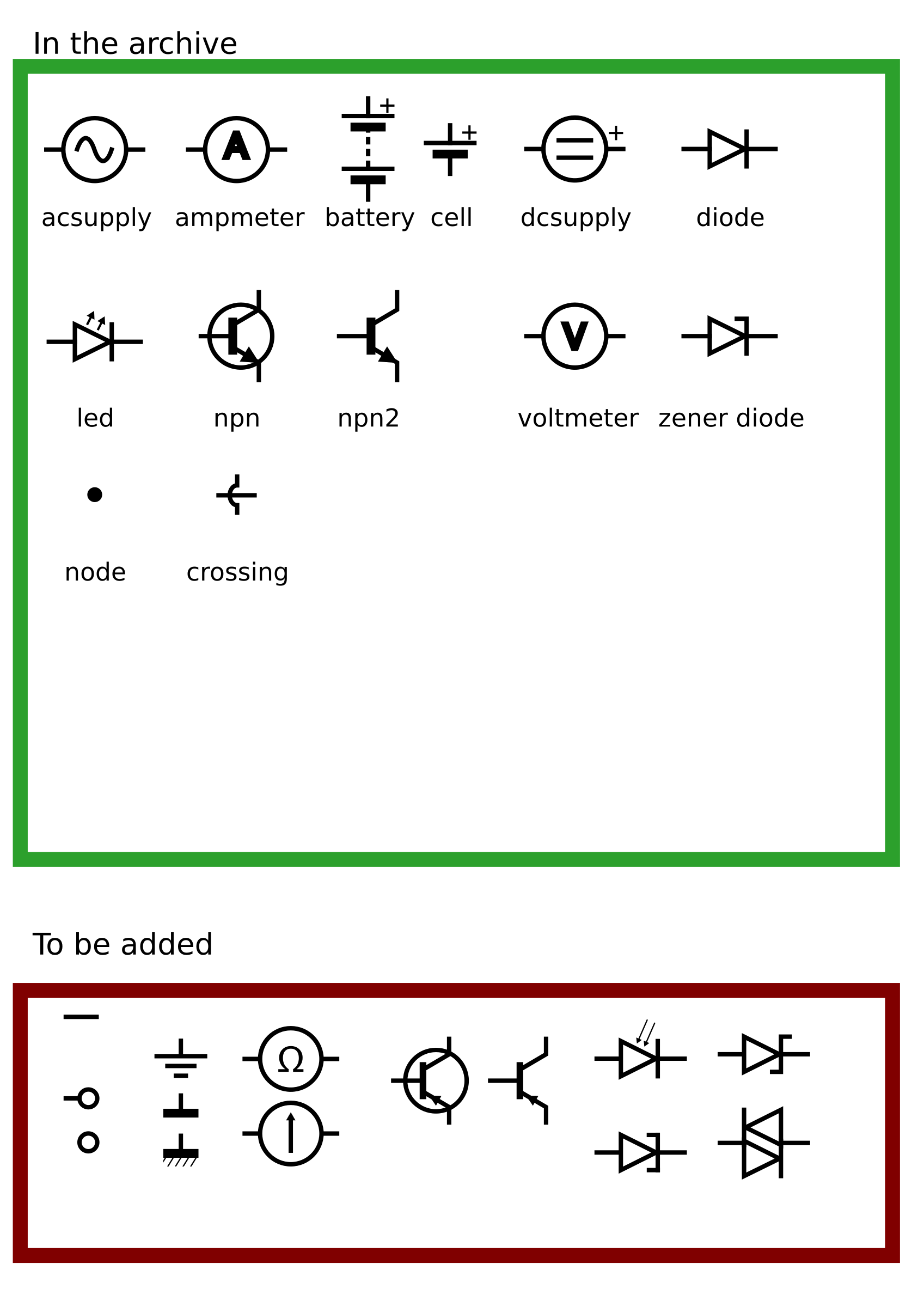 hight resolution of clipart iec electronic circuit symbols rh openclipart org