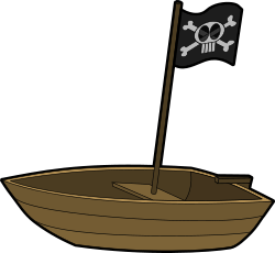Pirates boat by yeKcim -