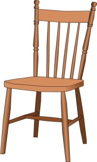 Clipart - Windsor Chair