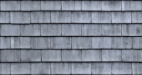 Clipart - Slate roof tiles 3