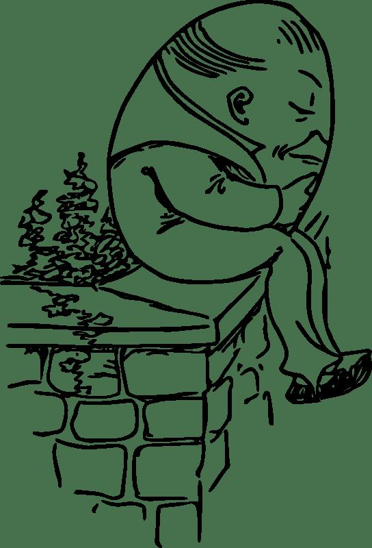 Egg Clipart Humpty Dumpty