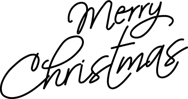 clipart - merry christmas