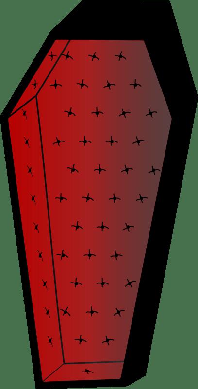 Clipart Coffin