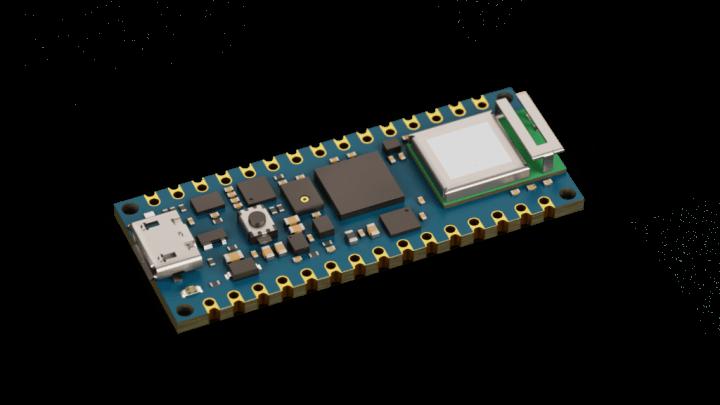Arduino Nano Connect Board