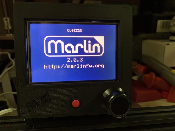 BTT TFT35 with Marlin 2.0