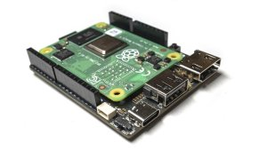 Pinuora Raspberry Pi 4 carrier board