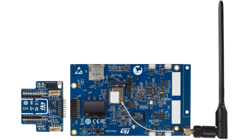 STM32 Cellular IoT Discovery kit