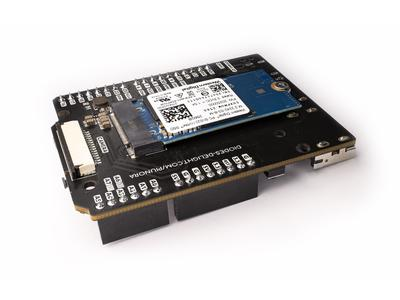 Pinuora Back side with SSD