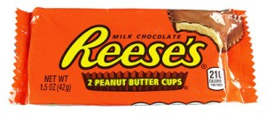 A Reese's Cup