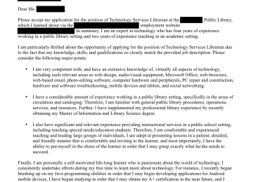 Environmental Expert Cover Letter | Hr Specialist Resume Cover ...