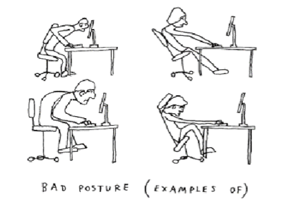 Ergonomic Considerations in Academia Workshop—registration