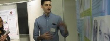 Patrick Sweeney receives a GC Digital Fellowship