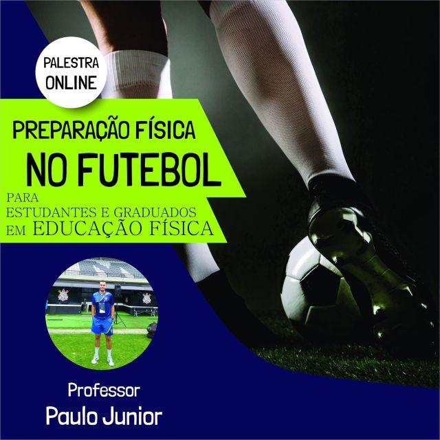 Preparação física do futebol em categorias de base