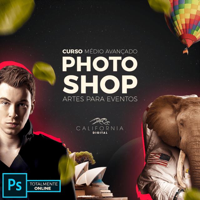 Curso de Photoshop (Médio Avançado)