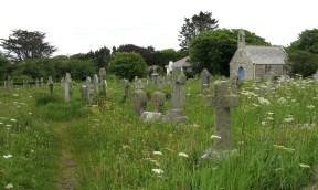 Lelant cemetery