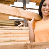 vrouw met hout - Copy