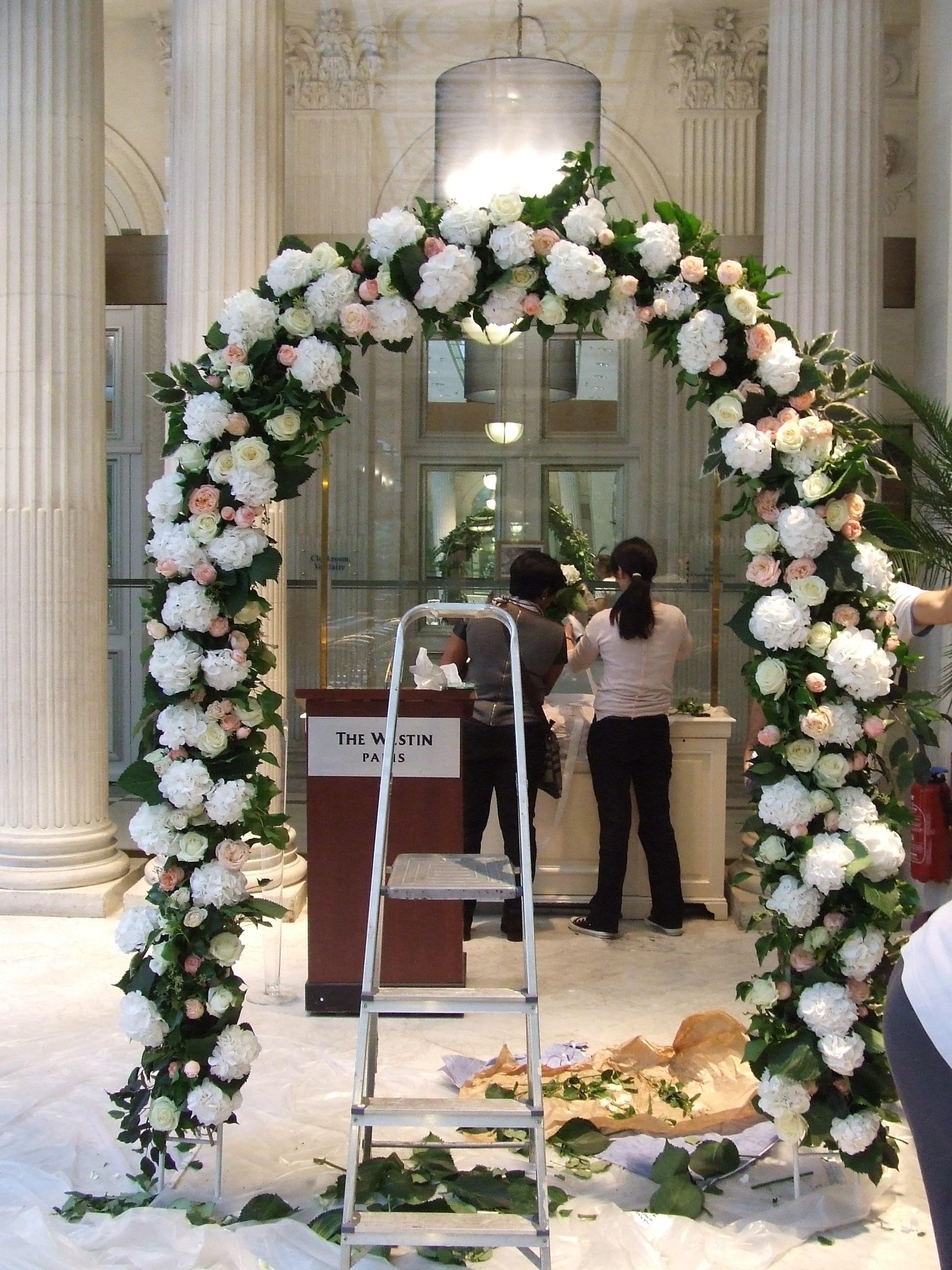 UN MARIAGE AU WESTIN   Formation Wedding Planner