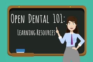 Open Dental Learning Resources