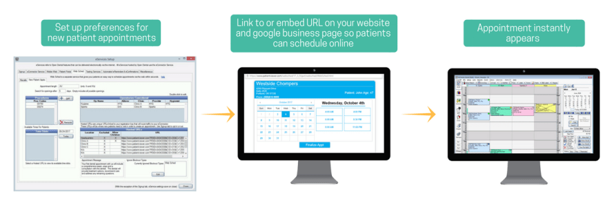 Web Sched New Patient