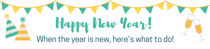 New Year Checklist