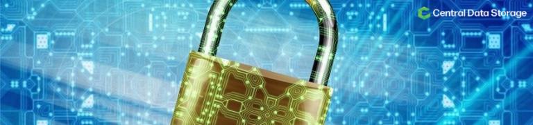 cybersecurity-padlock-protecting-HIPAA-compliant-data-backup