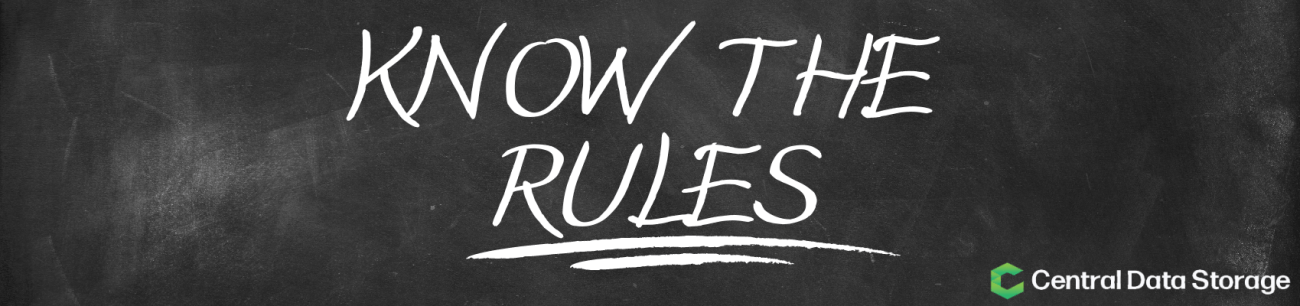 Image showing know the rules of HIPAA security rules