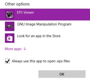 how to open an eps file