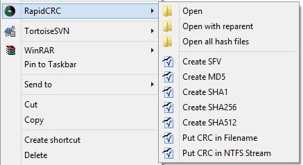 how to open sfv file