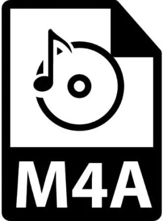 open m4a file