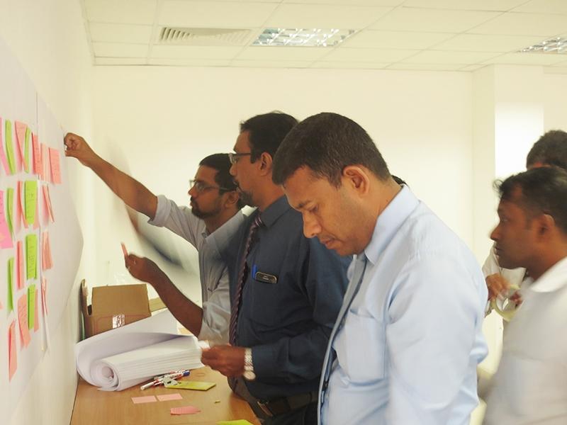 CfR Sri Lanka Workshop Activity
