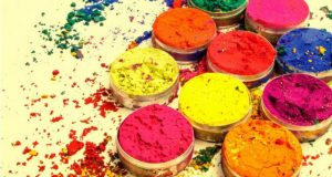 Holi Colors - OpenEditorial