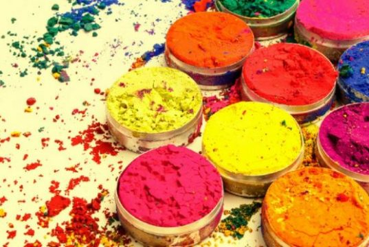 Holi Colors - OpenEditorial
