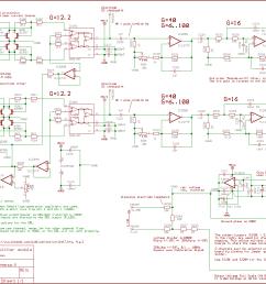design documentation amplifier schematic  [ 1532 x 1042 Pixel ]