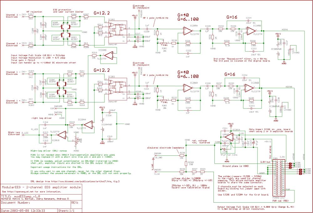 medium resolution of design documentation amplifier schematic