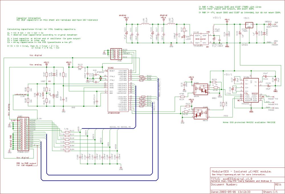 medium resolution of  board schematic