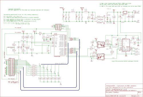 small resolution of  board schematic
