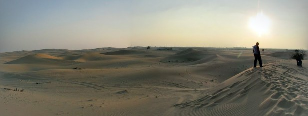 As last as the 1960s, the Emirates were largely undeveloped desert, peopled by mostly nomadic peoples. There was little fresh water and no electricity, let alone roads or other infrastructure.