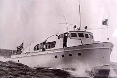 The yacht Granma.